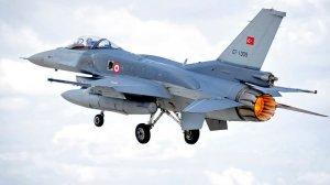 F-16'ların hedefleme sistemini söktüler