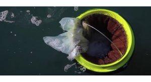 Denizdeki çöplerin düşmanı 'Seabin'