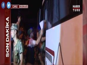 Yakalanan darbeci asker sayısı 11 oldu!