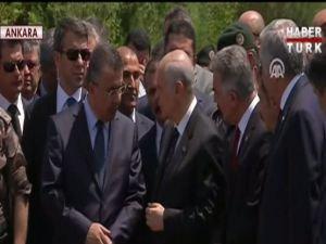 MHP Lideri Bahçeli Gölbaşı'nda