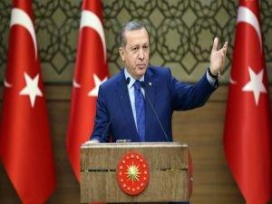 """Cumhurbaşkanı Erdoğan: """"Artık şüphe dönemi bitti, mücadele dönemi başladı"""""""