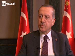 Cumhurbaşkanı Erdoğan:AB vizesiz seyahat hakkı tanımazsa Türkiye geri kabulü durduracak