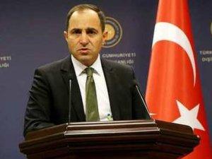 Bilgiç'ten Güney Kıbrıs Rum Yönetimi'ne sert uyarı