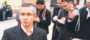 Savcı Ferhat Sarıkaya'dan itiraf