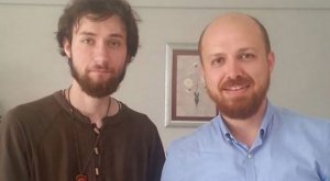Cumhurbaşkanı Erdoğan'ın oğlu Bilal'den Cambaz ailesine ziyaret