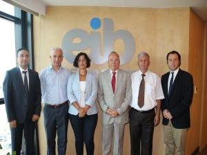 EİB'de görev değişikliği