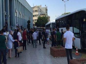 Aydın'da 5 işadamı tutuklandı