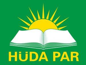 HÜDA PAR'DAN GÜNDEM DEĞERLENDİRMESİ