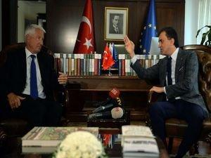 AB bakanı Çelik'ten Avusturya Başbakanı'na yanıt