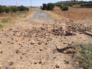 Mardin'de patlayıcı yola tuzaklandı!
