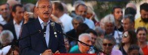 Kılıçdaroğlu' Yenikapı'da konuştu yine maddeller sıraladı