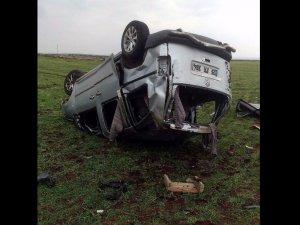 Siverek'te katliam gibi trafik kazası: 3 Ölü 8 Yaralı