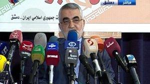 Brucerdi Suriye'de basın toplantısı düzenledi