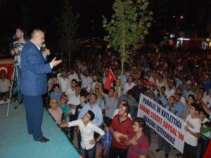 """Şevki Yılmaz: """"Mustazaf-Yusufiler serbest bırakılmalı"""""""