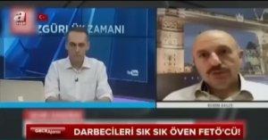 Cumhurbaşkanı Erdoğan'ın sesini duyan FETÖ'cü