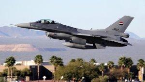 Savaş Uçakları IŞİD'in Mevziilerini Hedef Aldı