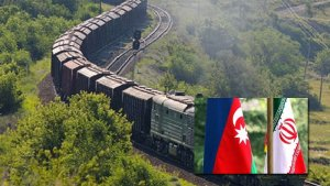 İran-Azerbaycan demiryolu taşımacılığının avantajı