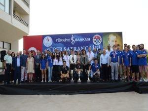 TSF, Satrançla Türkiye'nin Sesini Dünyaya Duyurdu