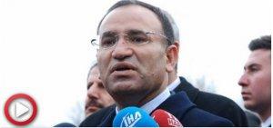 Bozdağ: PKK'ye yardım eden HDP'liyi açıkladı