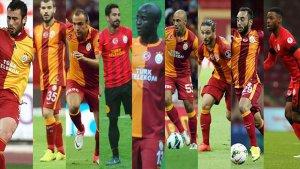 Galatasaray'ın büyük kayıpları