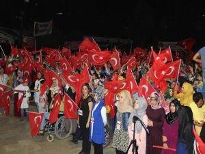 Diyarbakır'da 23.Günde darbe karşıtı gösteriler!