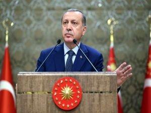 Cumhurbaşkanı Erdoğan: Türk Akımı projesi için adım atmaya hazırız