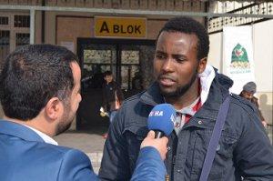 Siyer sınavına Kayseri'de yoğun katılım