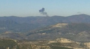 Türkiye'den Suriye'ye top atışı iddiası yaralılar var