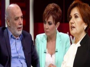 Meral Akşener Twitter'dan beddua etti