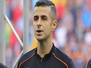Süper Kupa finalini yönetecek hakem açıklandı