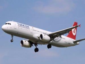 Türk Hava Yolları  St. Petersburg'dan Antalya'ya düzenli sefer yapmaya başladı