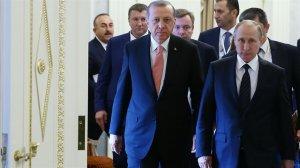 İki liderin açıklaması Türkiye Rusya Kaldığımız yerden devam