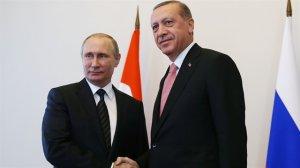 İki lider Suriye'yi görüştüler