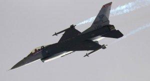 Akıncı Havva Üssü'nde savaş uçakları gizli kodla havalandı