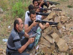 Ordu'da av tüfeklerine 'terörle mücadele' yasağı