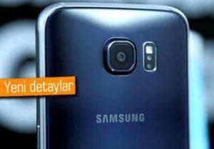 Galaxy S7'nin tasarımı sızdı