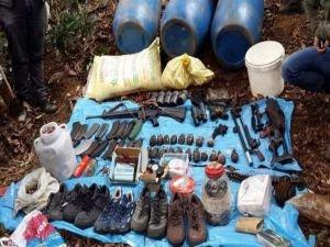 Vali Memiş: En büyük silah deposu bulundu