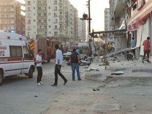 Kızıltepe'de bombalı saldırı: 3 ölü onlarca yaralı
