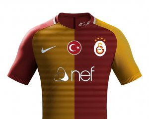 Galatasaray'a dev sponsor anlaşması