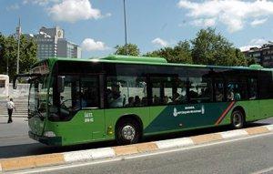 Toplu taşıma'da yeni dönem acil durum butonu