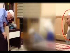 Adil Öksüz, Teröristbaşı Gülen ile aynı karede!