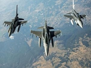 TSK, Siirt'te PKK hedeflerine hava harekatı düzenledi