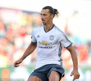 Manchester United İbra ile bir başka!