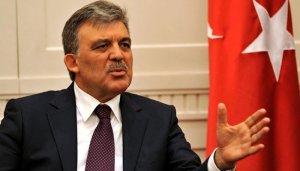 Abdullah Gül: İsrail işgalci bir devlettir