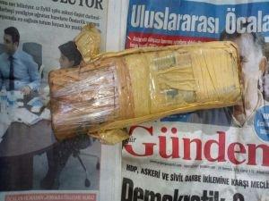PKK'ya ait mağara ele geçirildi!