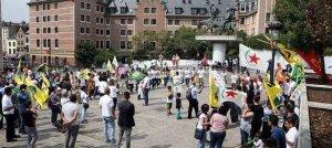 Belçika'nın PKK seviciliği
