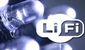 Tam 100 kat hızlı Li-Fi geliyor!