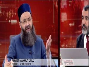 Cübbeli Ahmet Hoca FETÖ'yü anlattı