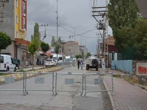 Ağrı'da polis merkezine saldırı düzenlendi