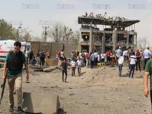 Diyarbakır'daki patlamayla ilgili yayın yasağı getirildi